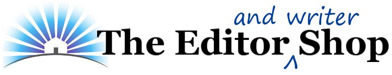 The Editor Shop Logo